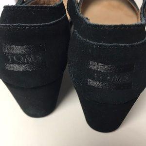 Toms Shoes - TOMS Platform Wedge Sandals